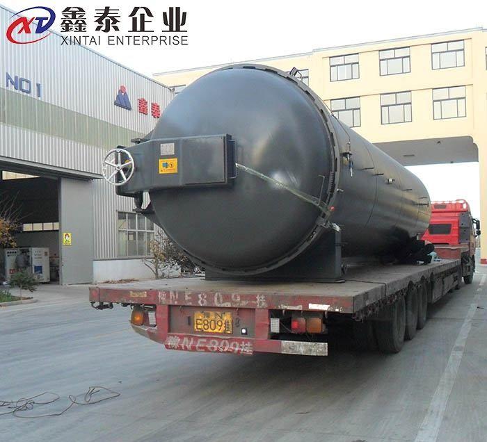 电加热蒸汽硫化罐