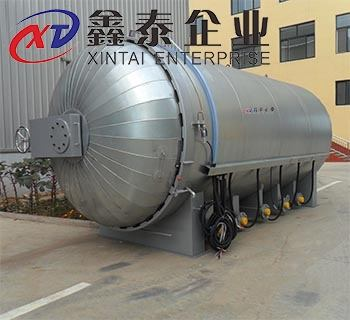 电热蒸汽硫hua罐