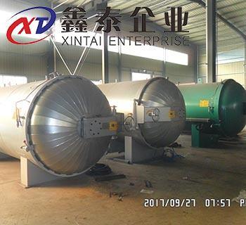 电热蒸汽硫化罐