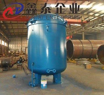 立式硫化罐