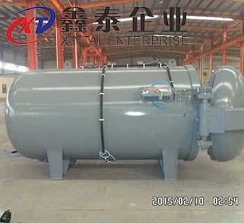 间接zheng汽硫化罐