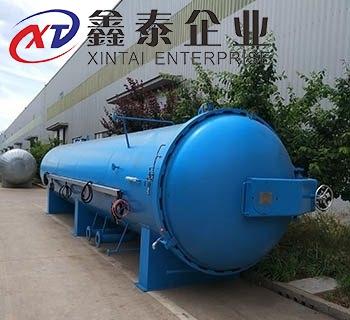 蒸qi硫化罐-山东沙batiyuapp平台xin智neng装bei有限公司